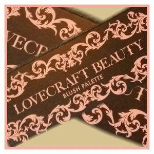 Lovecraft Beauty Blush Pallete